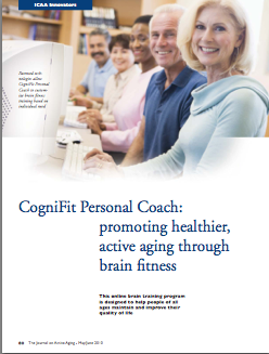 CogniFit Personal Coach: promoting healthier, active aging through brain fitness-1179