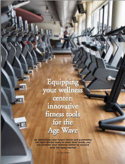 Equipping your wellness center: innovative fitness tools for the Age Wave by Colin Milner-1307