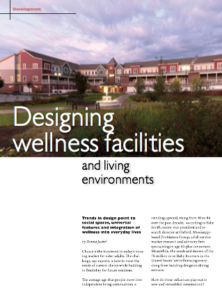 Designing wellness facilities and living environments by Donna Jackel-1435