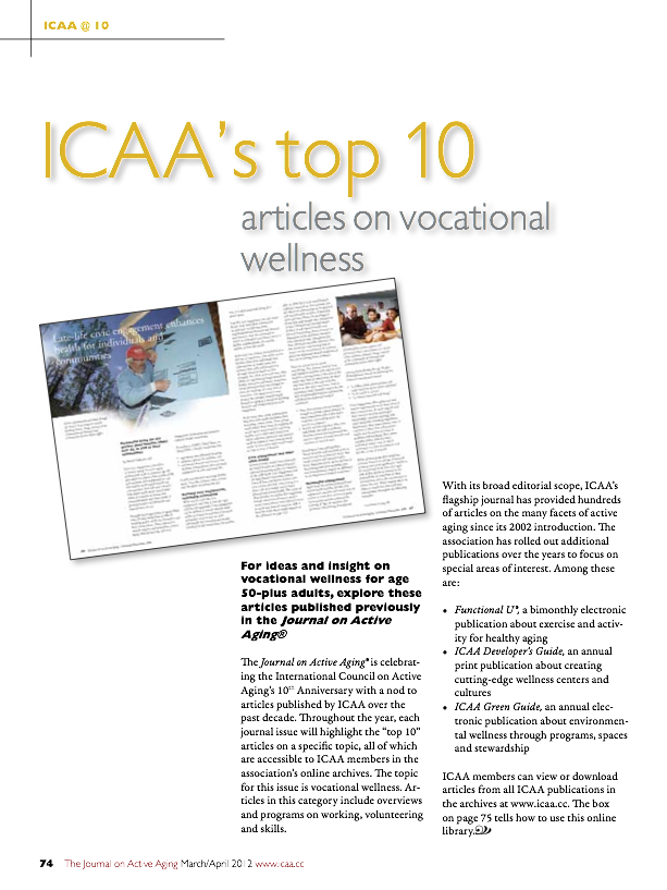 ICAA's top 10 articles on vocational wellness-1485