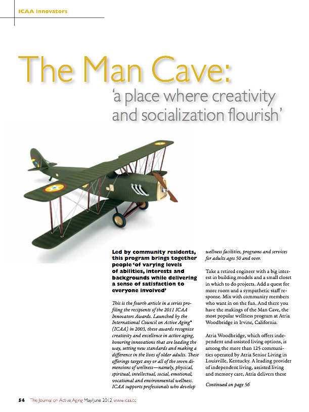 The Man Cave: 'a place where creativity and socialization flourish'-1496