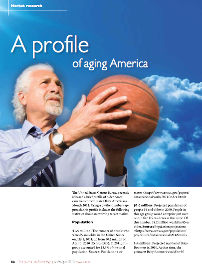 A profile of aging America-4274