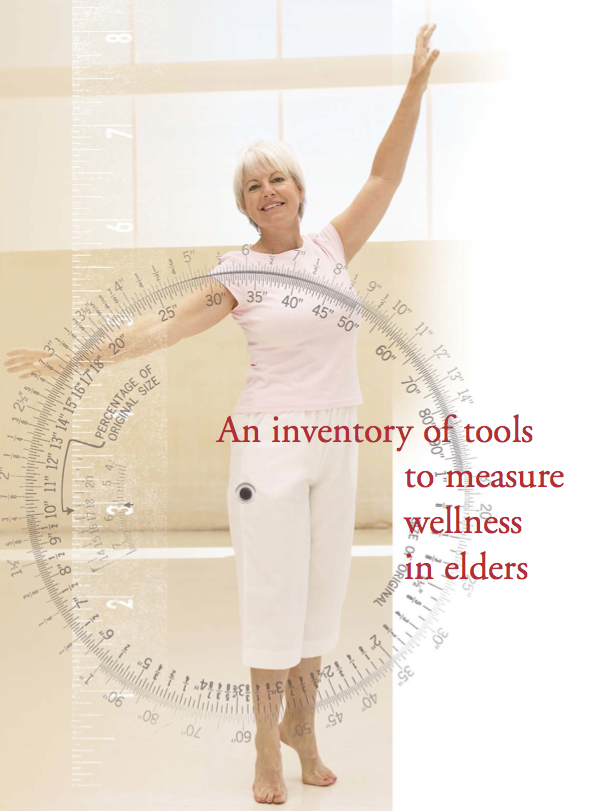 An inventory of tools to measure wellness in elders-445