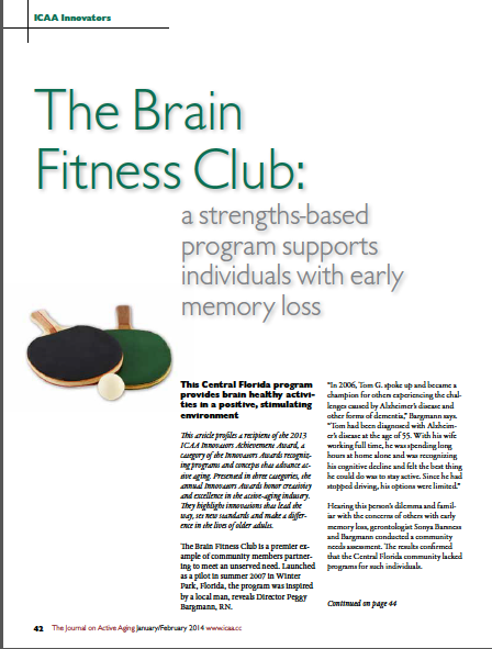 The Brain Fitness Club: a strengths-based program supports individuals with early memory loss-4619