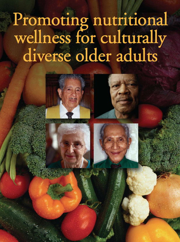 Promoting nutritional wellness for culturally diverse older adults by Chaya Gordon, MPH-470