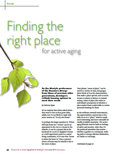 Finding the right place for active aging by Patricia Ryan-4827