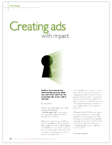 Creating ads with impact by Colin Milner-4960