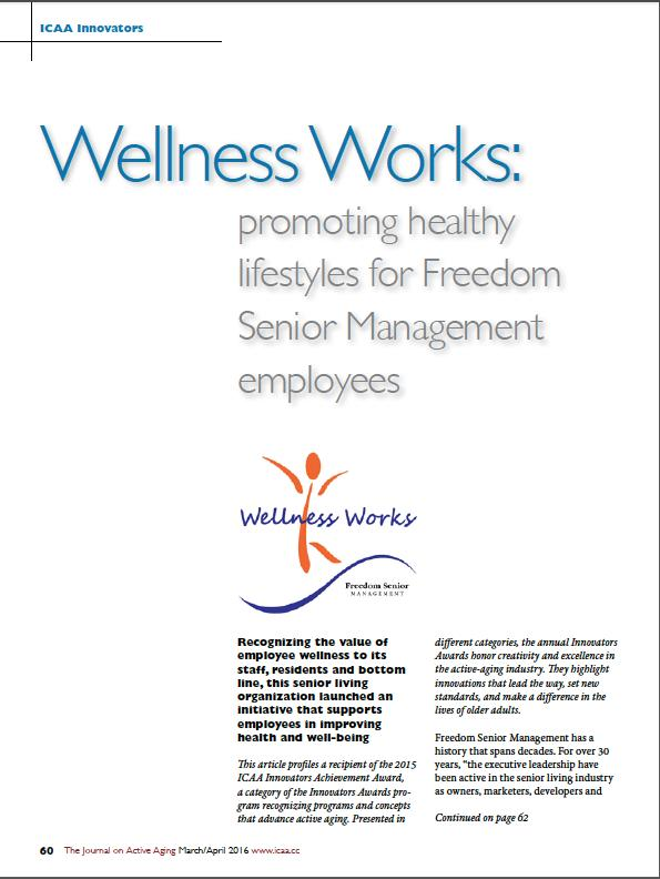 Wellness Works: promoting healthy lifestyles for Freedom Senior Management employees-5629