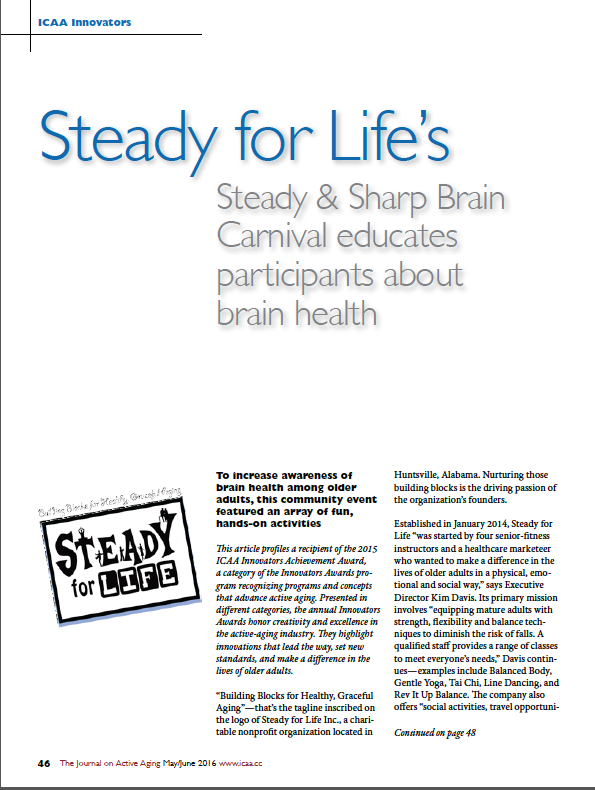 Steady for Life's Steady & Sharp Brain Carnival educates participants about brain health-5650