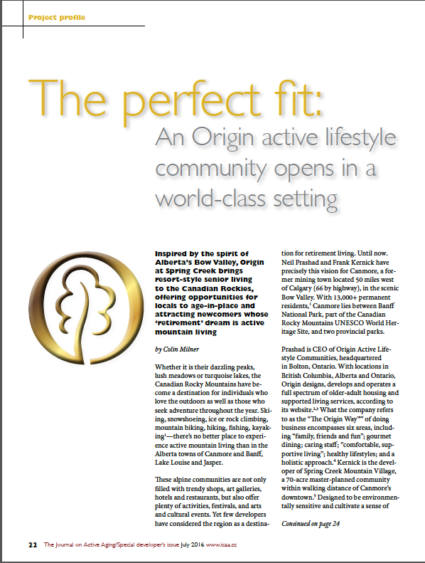 The perfect fit: An Origin active lifestyle community opens in a world-class setting by Colin Milner-5656