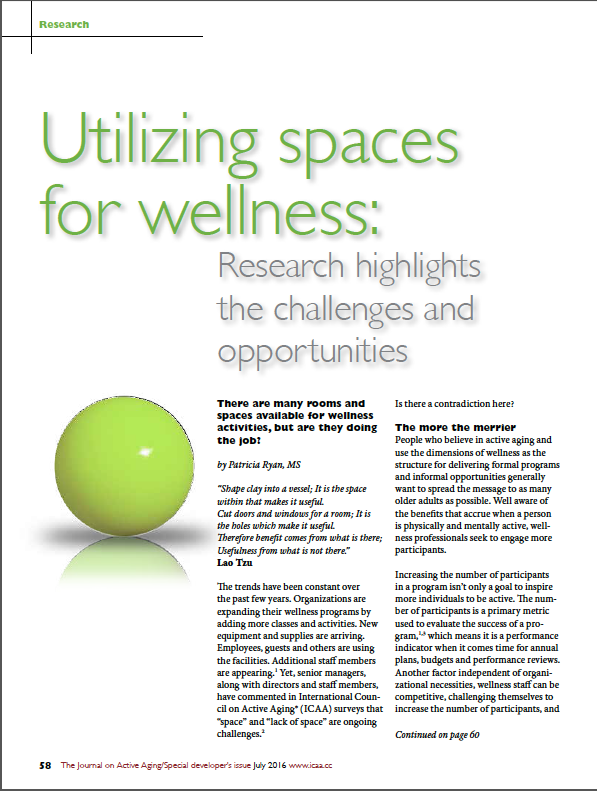 utilizing spaces for wellness: Research highlights the challenges and opportunities-5669