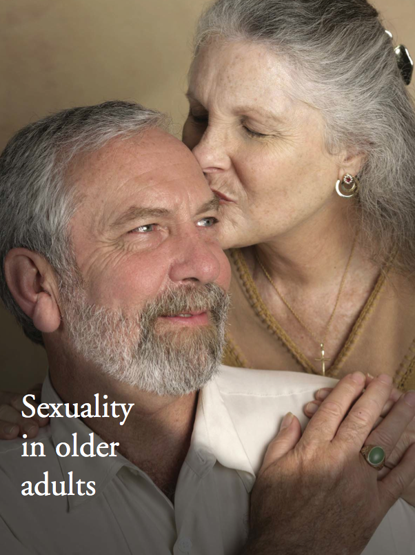 Sexuality in older adults by Barbara Resnick, PhD, CRNP-569