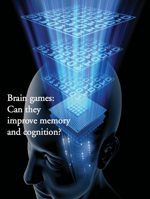 Brain games: Can they improve memory and cognition? by Marilynn Larkin, MA-575