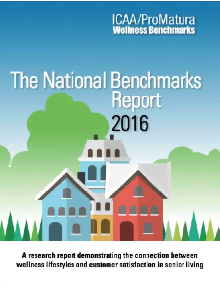 ICAA/ProMatura Wellness Benchmarks: The National Benchmarks Report, 2016-5762