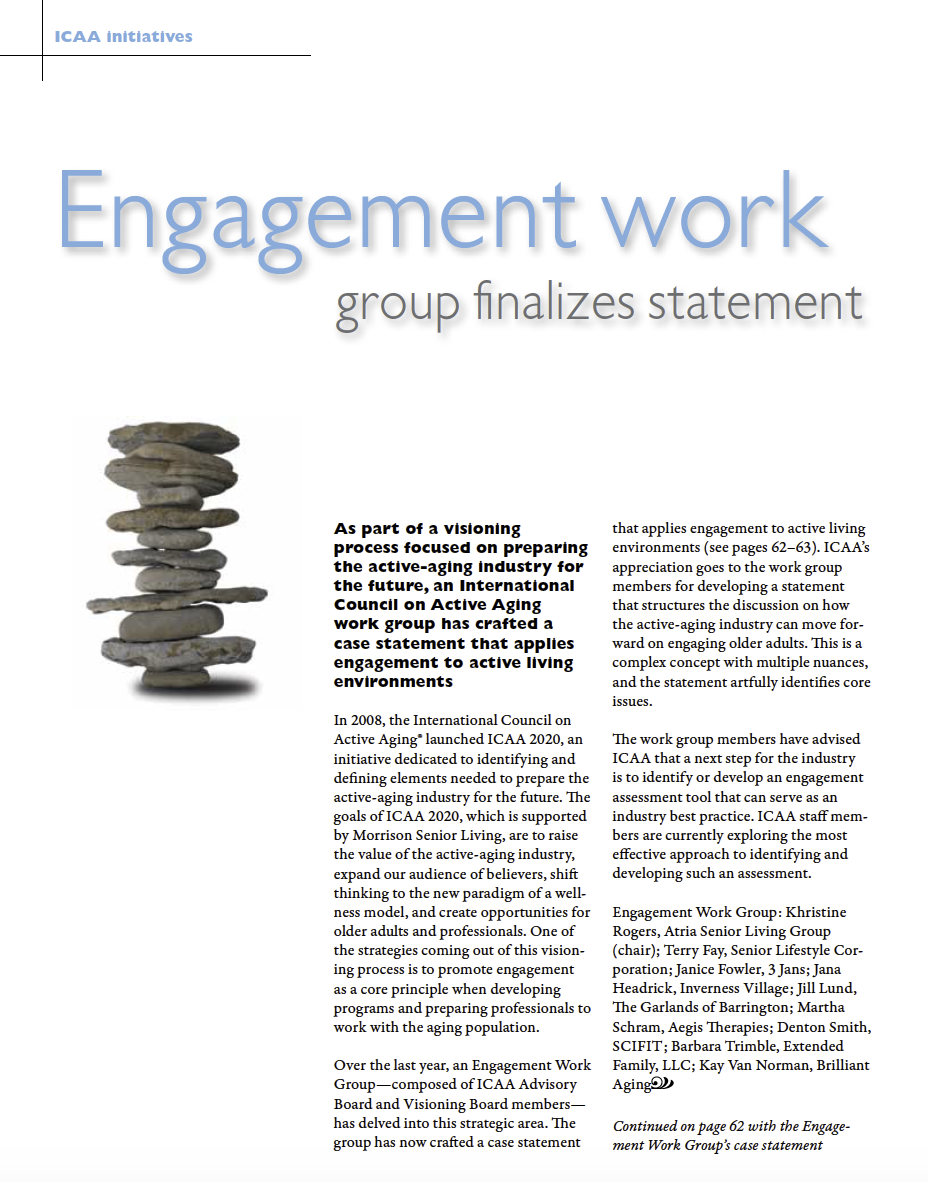The case for engagement: A metric with meaning for the active-aging Industry-5844