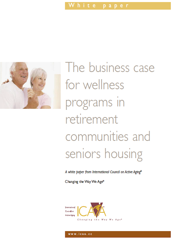 The business case for wellness programs in retirement communities and seniors housing-5847