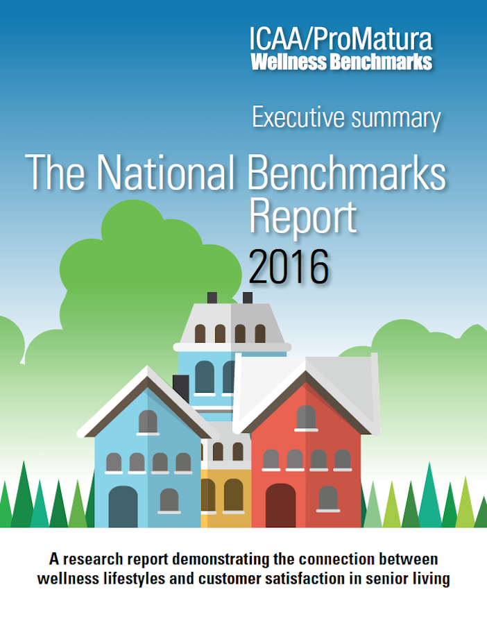 Executive Summary, The National Benchmarks Report, 2016-5857