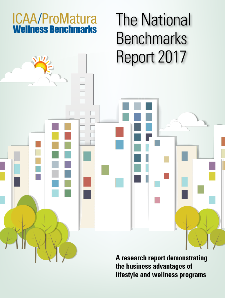 ICAA/ProMatura Wellness Benchmarks: The National Benchmarks Report, 2017-5896