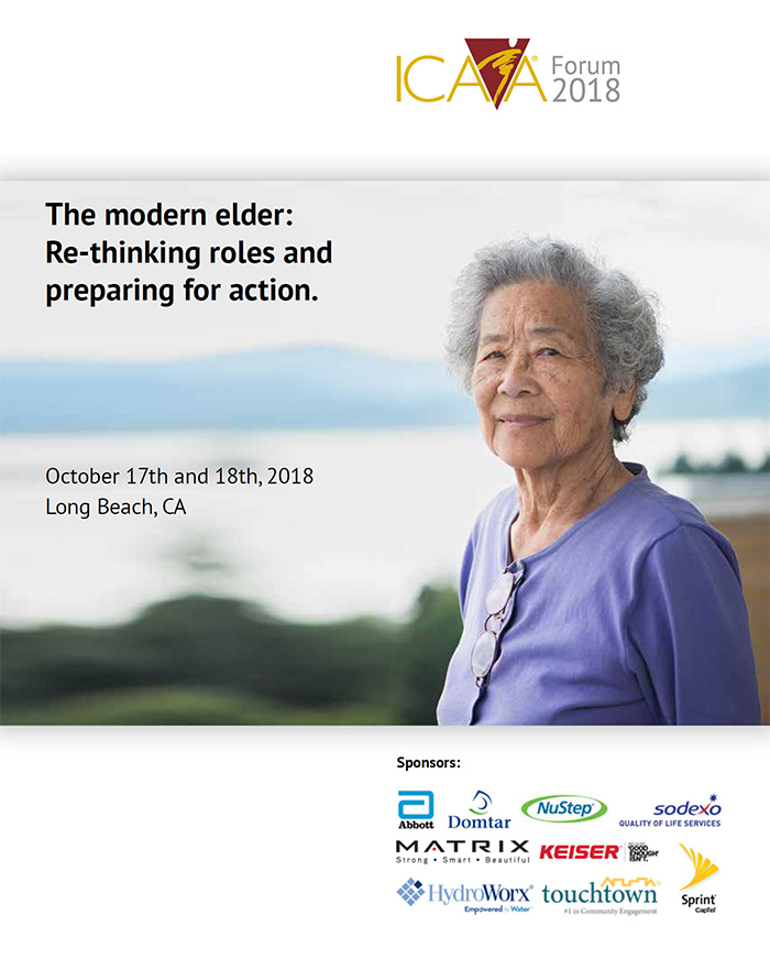 The modern elder: Re-thinking roles and preparing for action.-6945