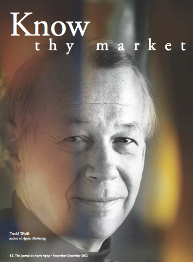 Know thy market by Colin Milner-83